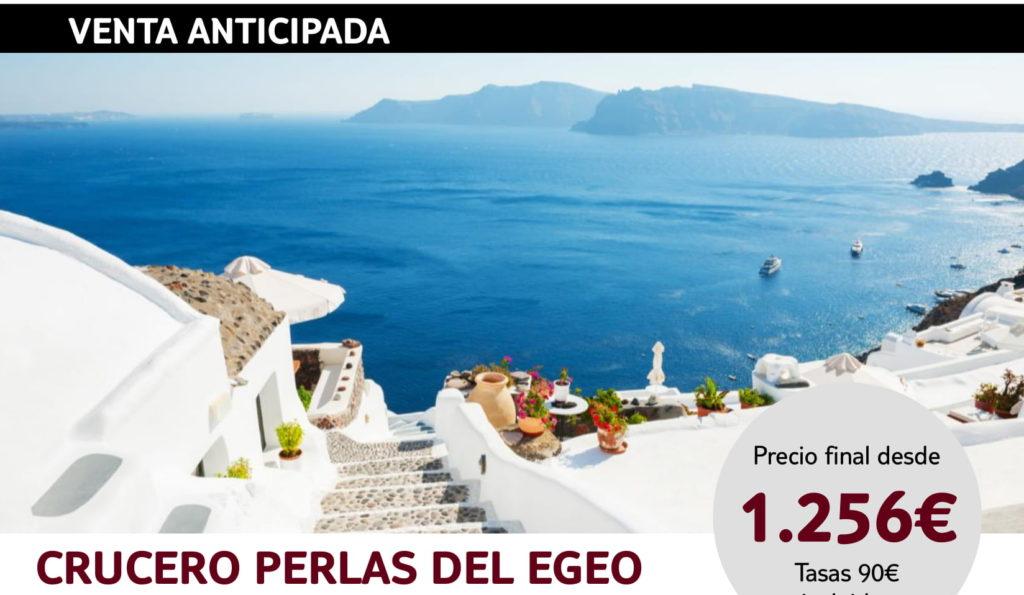 Crucero Perlas del Egeo