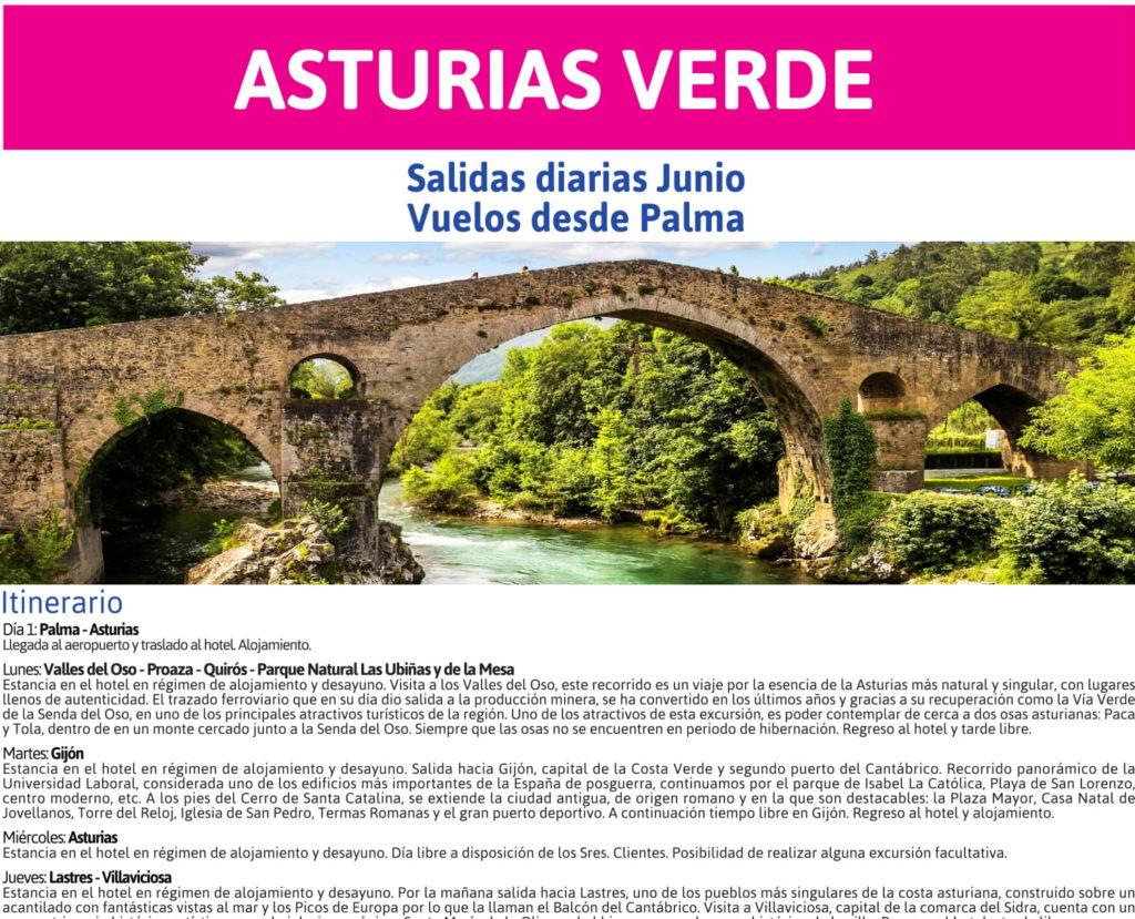 Asturias verde