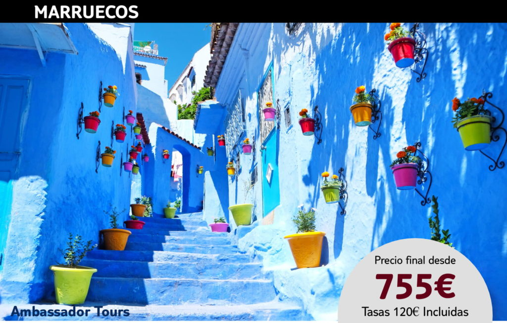 Marruecos Multicolor