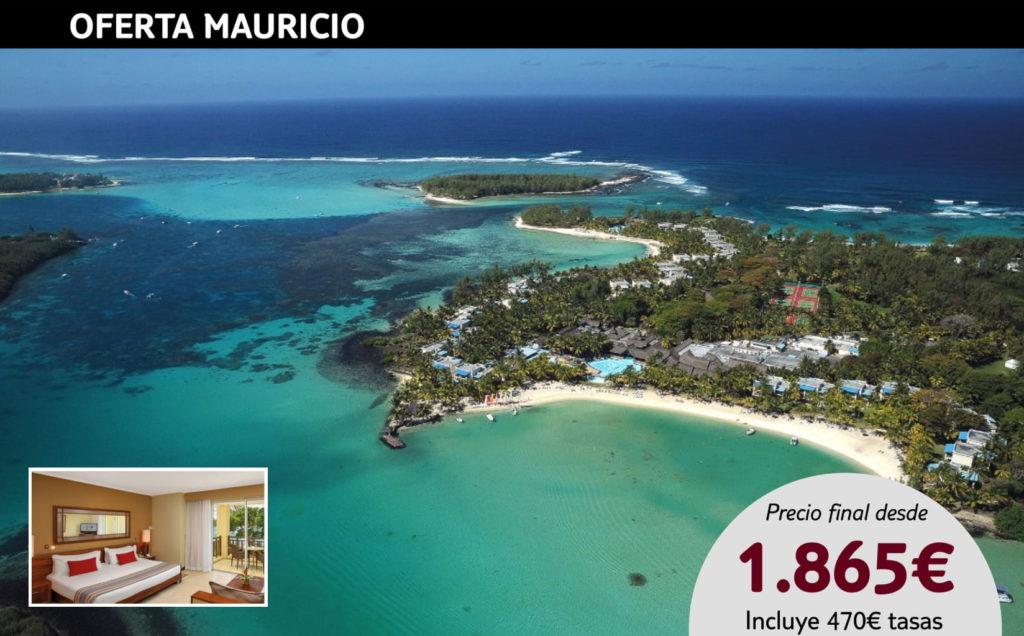 Oferta Islas Mauricio