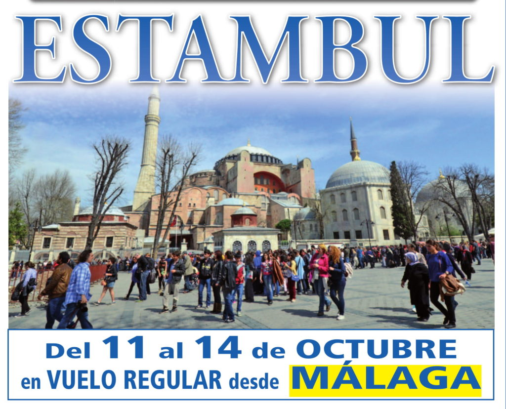 Puente del Pilar 2018 Estambul