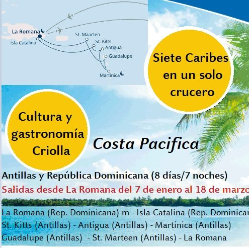 Antillas y República Dominicana