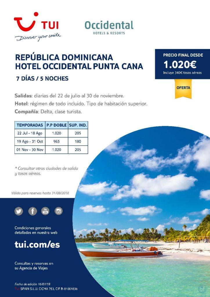 REPÚBLICA DOMINICANA - PUNTA CANA