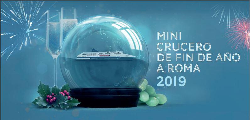 MINICRUCERO DE FIN DE AÑO DESDE 399€ 7 DIAS/6NOCHES