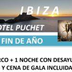 Fin de año en Ibiza